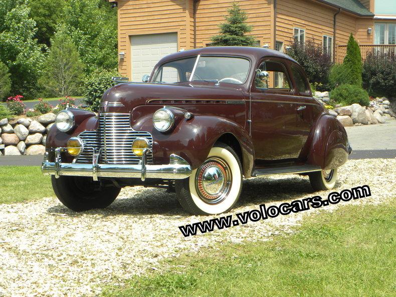 1940 Chevrolet Master Image 7