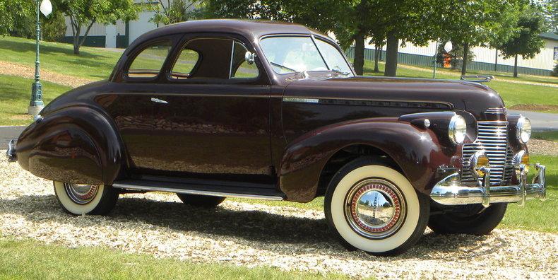 1940 Chevrolet Master Image 4