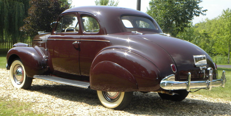 1940 Chevrolet Master Image 8