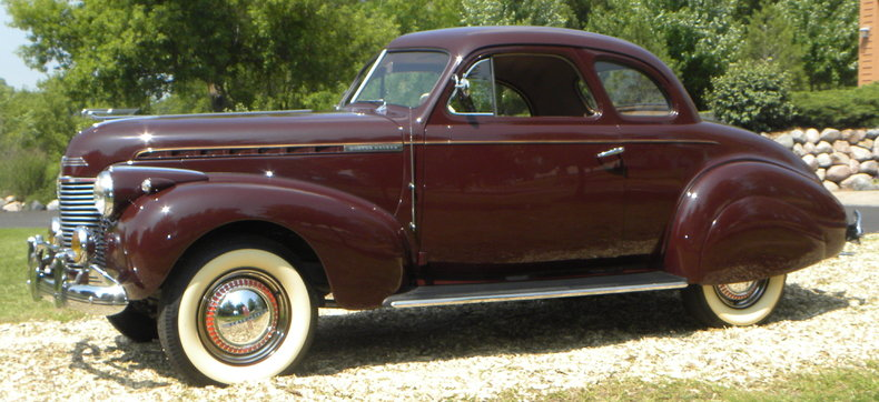 1940 Chevrolet Master Image 9