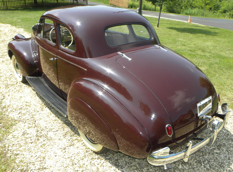 1940 Chevrolet Master Image 10