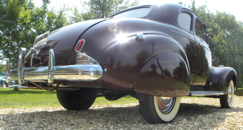 1940 Chevrolet Master Image 14