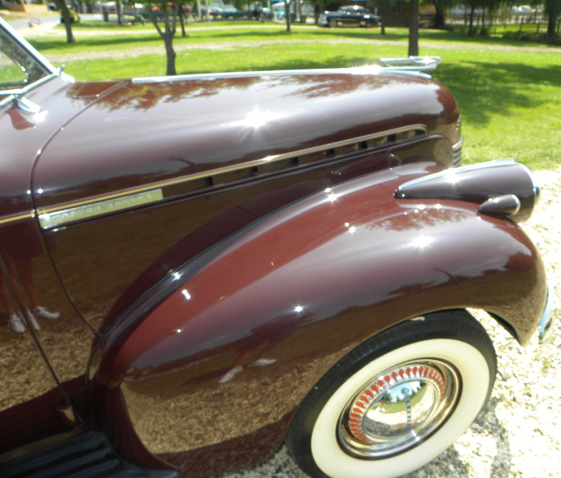 1940 Chevrolet Master Image 19