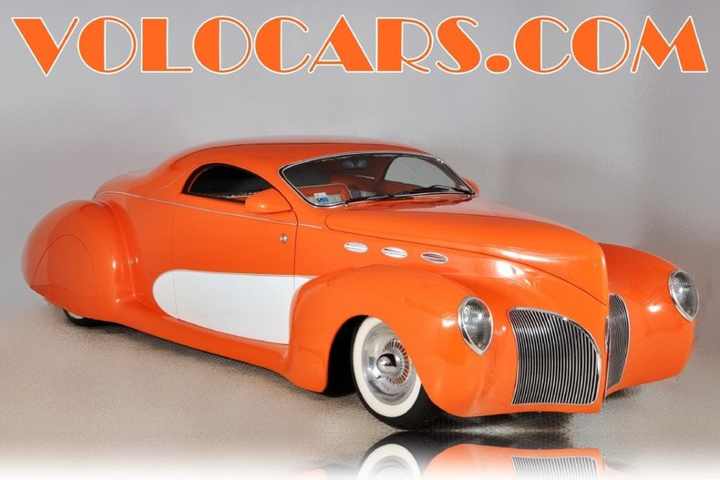 1939 Lincoln Zephyr Image 1