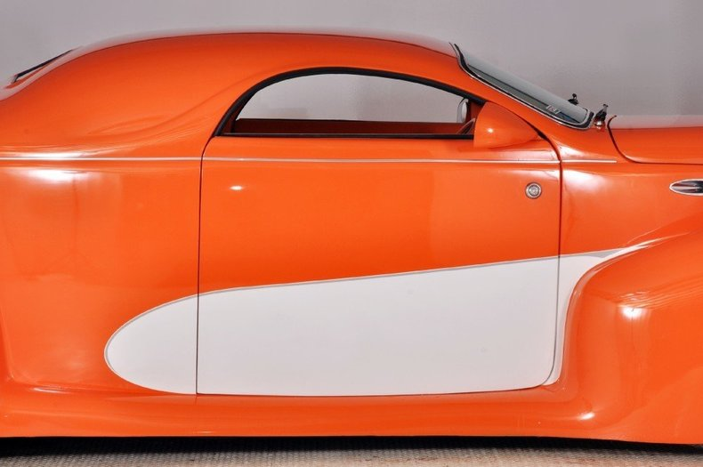1939 Lincoln Zephyr Image 23