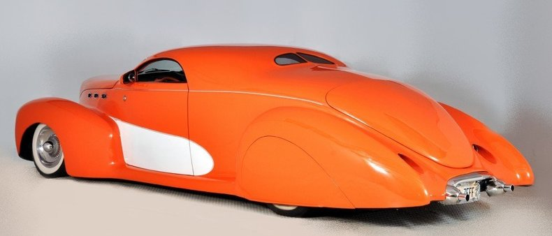 1939 Lincoln Zephyr Image 24