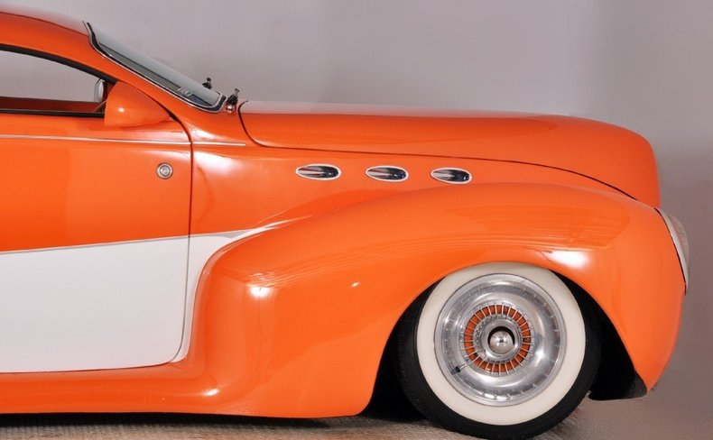 1939 Lincoln Zephyr Image 27