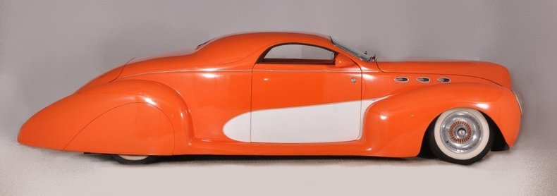 1939 Lincoln Zephyr Image 33