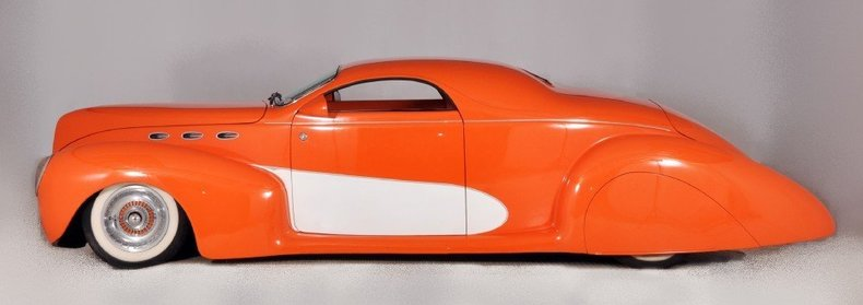 1939 Lincoln Zephyr Image 37