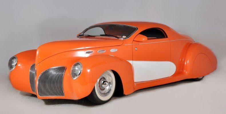 1939 Lincoln Zephyr Image 44