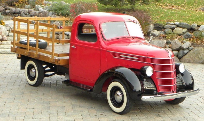 1939 International Harvester Image 6
