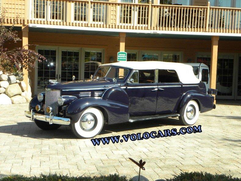 1938 Cadillac 75 Image 1