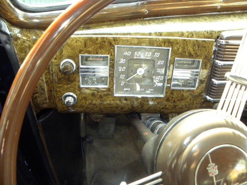 1938 Cadillac 75