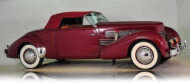 1937 Cord  Image 5