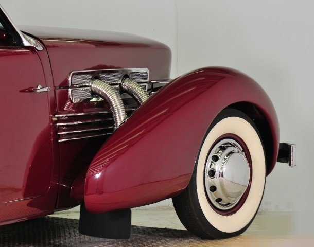 1937 Cord  Image 21
