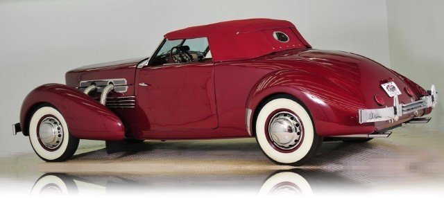 1937 Cord  Image 23
