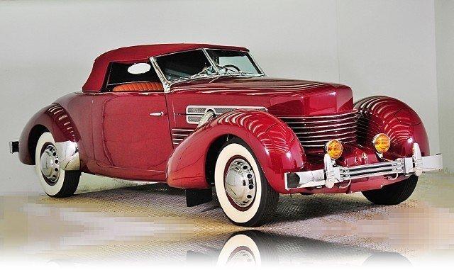 1937 Cord  Image 27