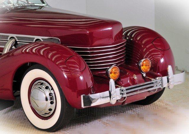 1937 Cord  Image 28