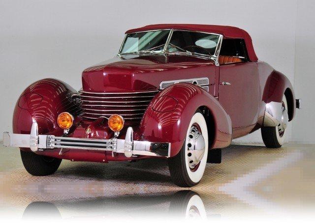 1937 Cord  Image 33