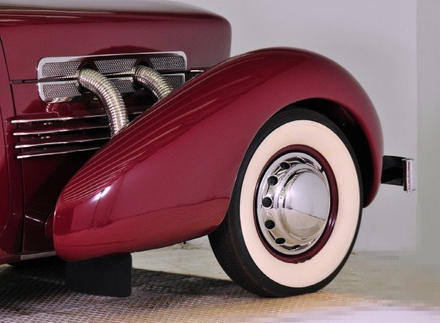 1937 Cord  Image 37