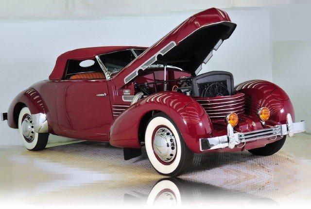 1937 Cord  Image 41