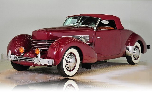 1937 Cord  Image 47