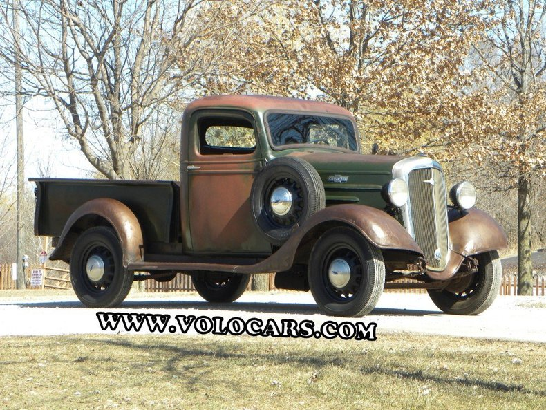 1936 Chevrolet Half Ton Image 1