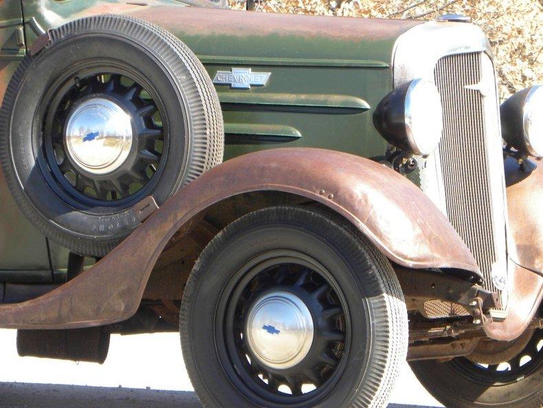 1936 Chevrolet Half Ton Image 6