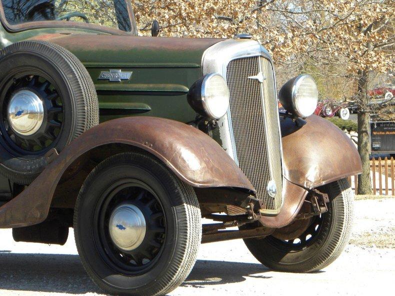 1936 Chevrolet Half Ton Image 7