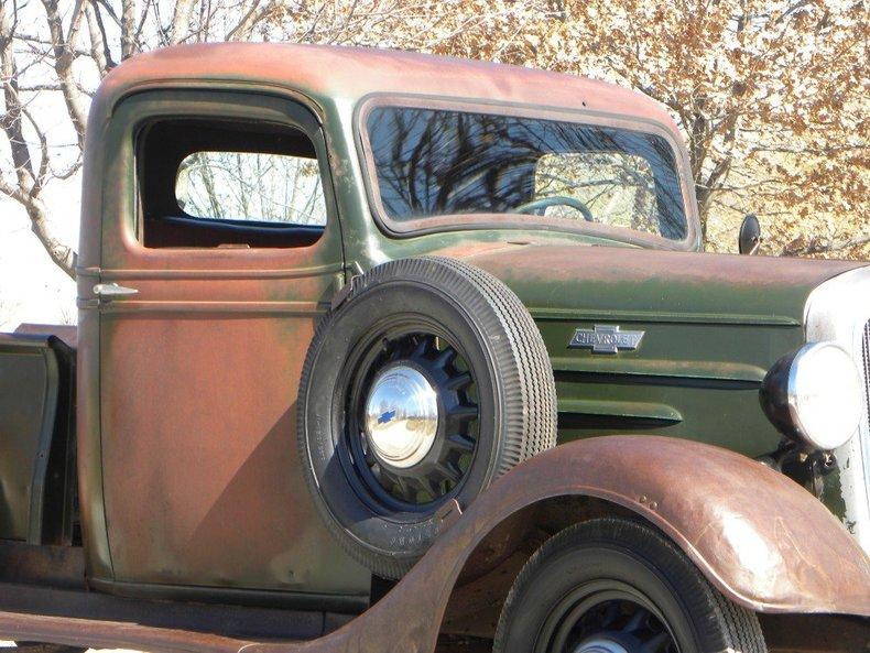 1936 Chevrolet Half Ton Image 8