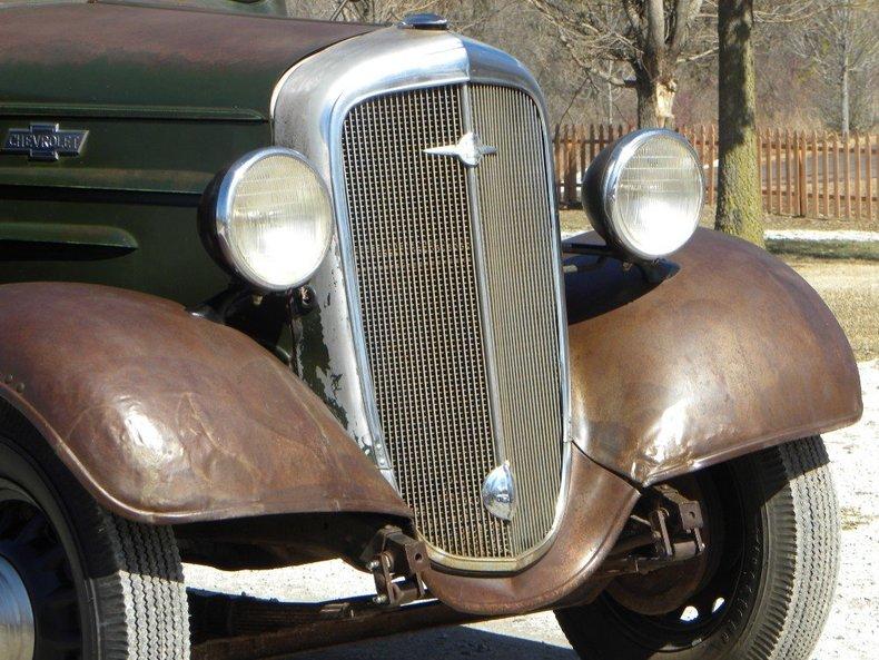 1936 Chevrolet Half Ton Image 9
