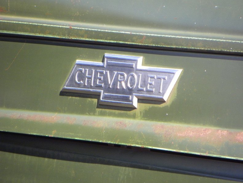 1936 Chevrolet Half Ton Image 12