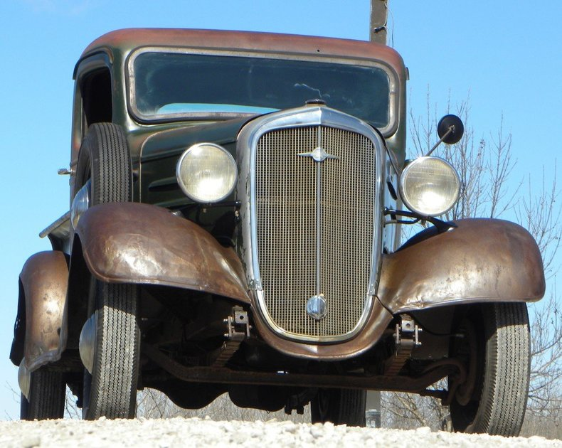1936 Chevrolet Half Ton Image 13