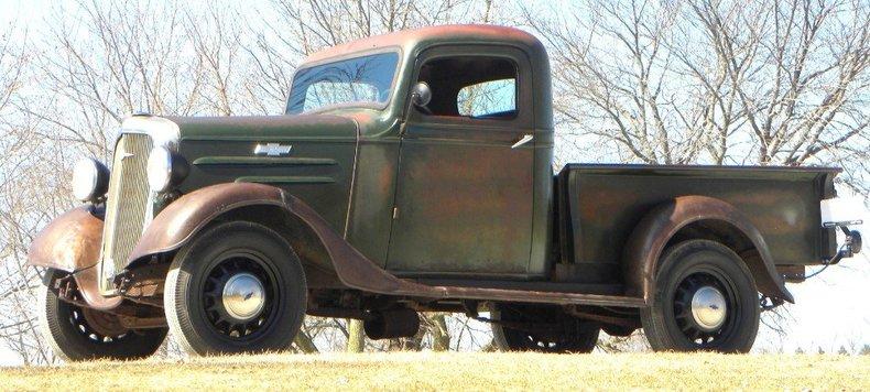 1936 Chevrolet Half Ton Image 16