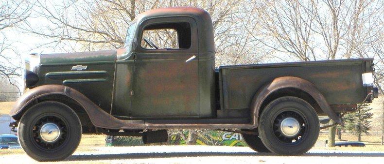 1936 Chevrolet Half Ton Image 17