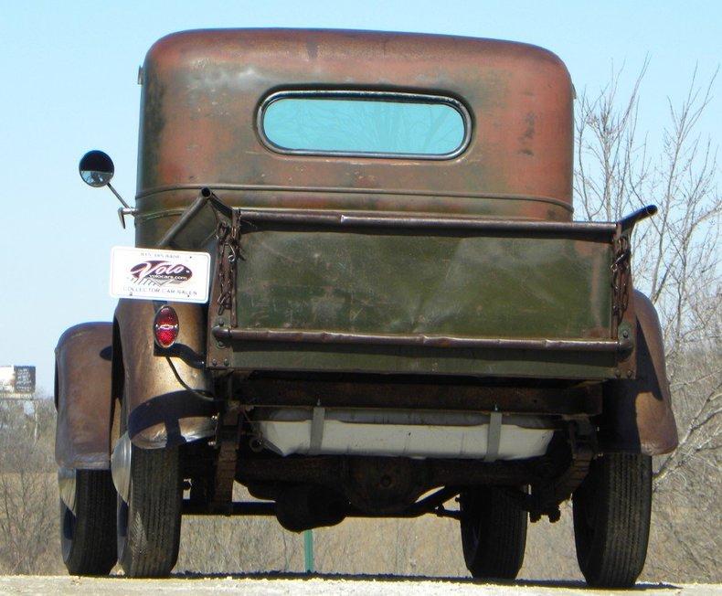 1936 Chevrolet Half Ton Image 18