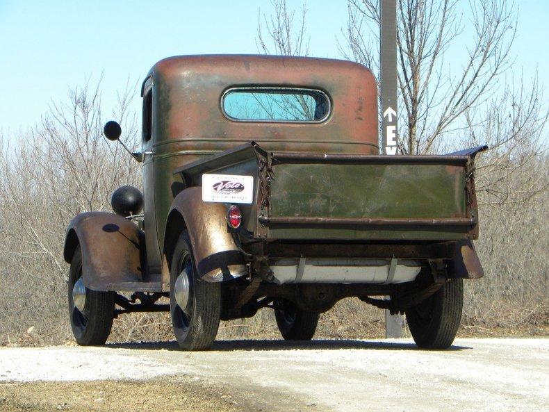 1936 Chevrolet Half Ton Image 19