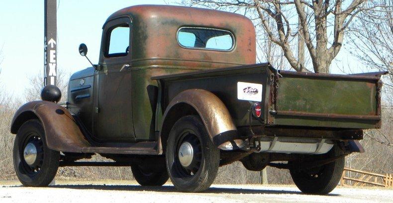 1936 Chevrolet Half Ton Image 20