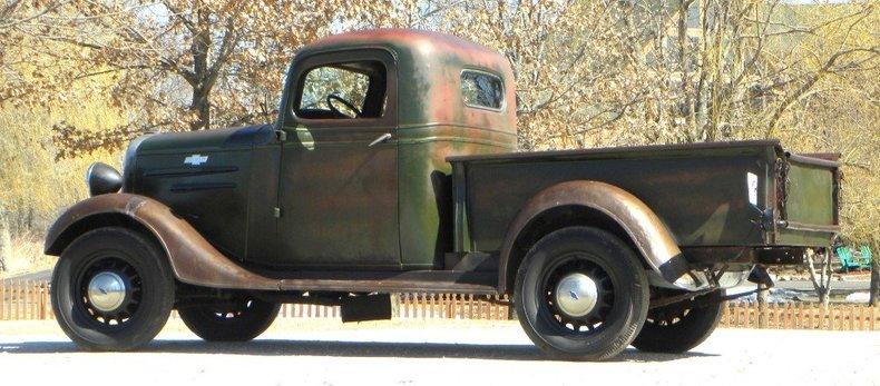 1936 Chevrolet Half Ton Image 21