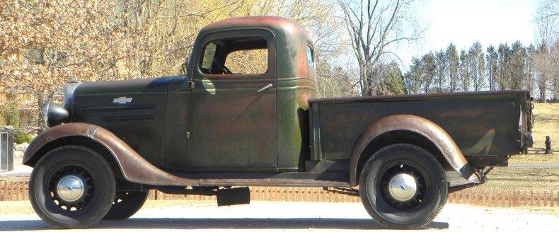 1936 Chevrolet Half Ton Image 22