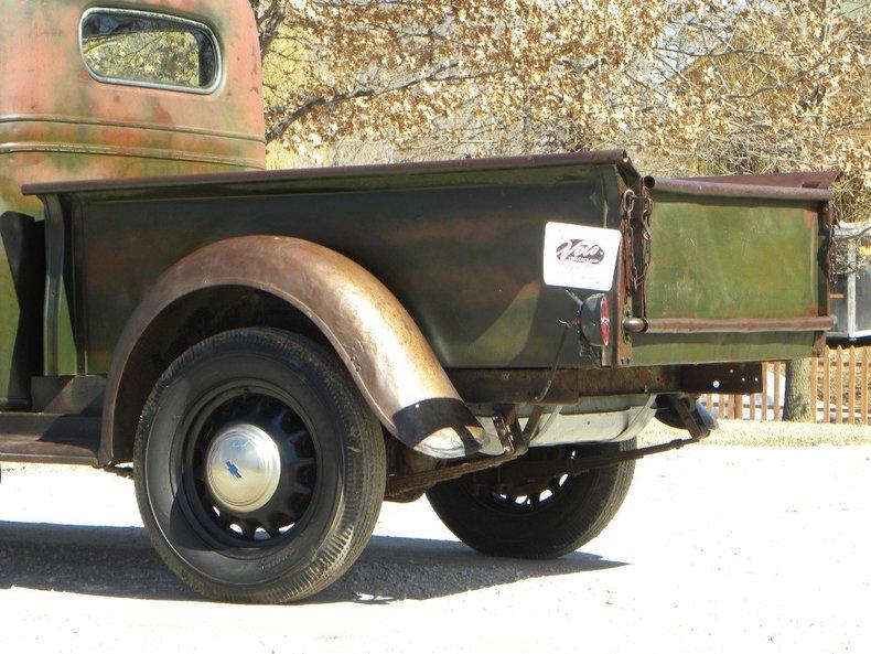 1936 Chevrolet Half Ton Image 23