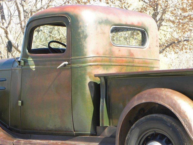 1936 Chevrolet Half Ton Image 24