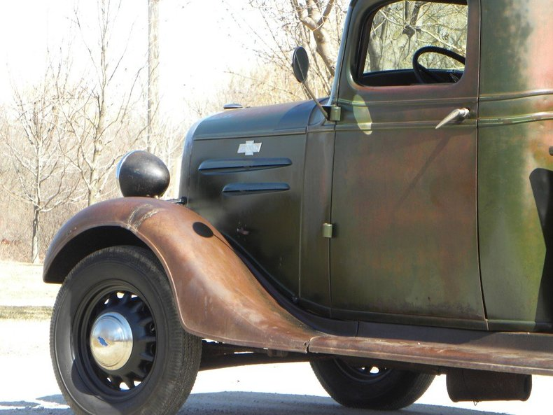 1936 Chevrolet Half Ton Image 25
