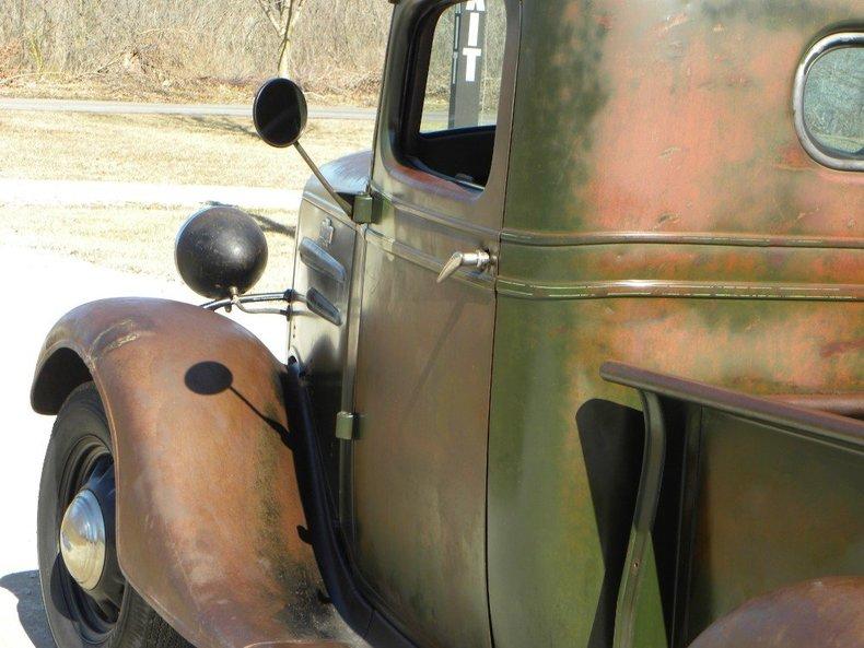 1936 Chevrolet Half Ton Image 27