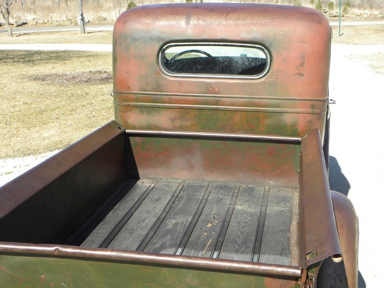 1936 Chevrolet Half Ton Image 33