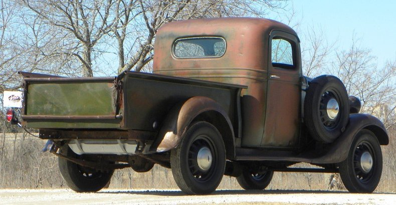 1936 Chevrolet Half Ton Image 34