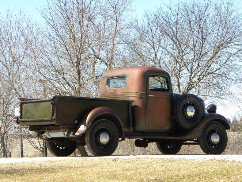 1936 Chevrolet Half Ton Image 36
