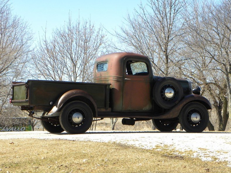 1936 Chevrolet Half Ton Image 37