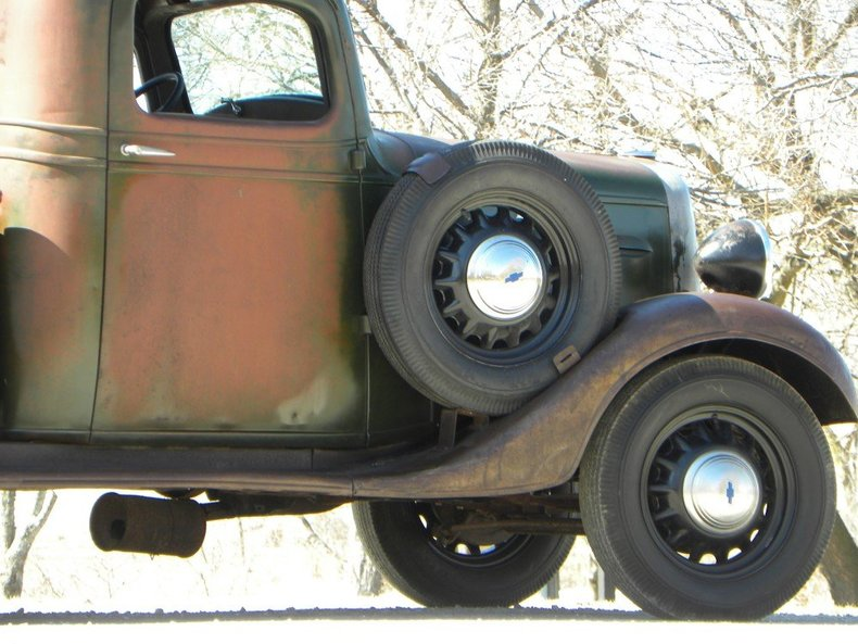 1936 Chevrolet Half Ton Image 38