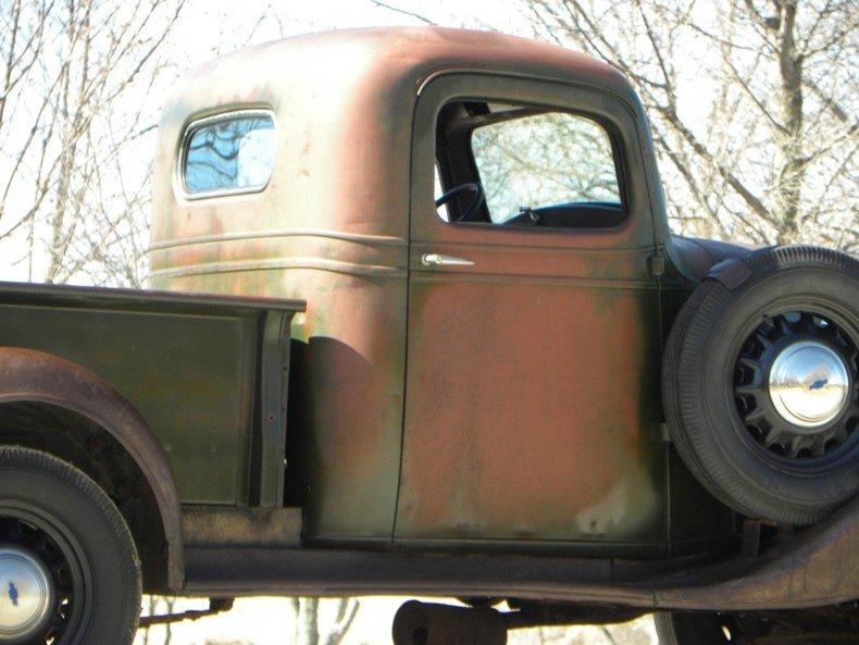 1936 Chevrolet Half Ton Image 39